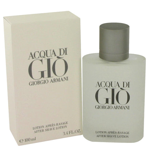 ACQUA DI GIO by Giorgio Armani After Shave Lotion 3.4 oz Men