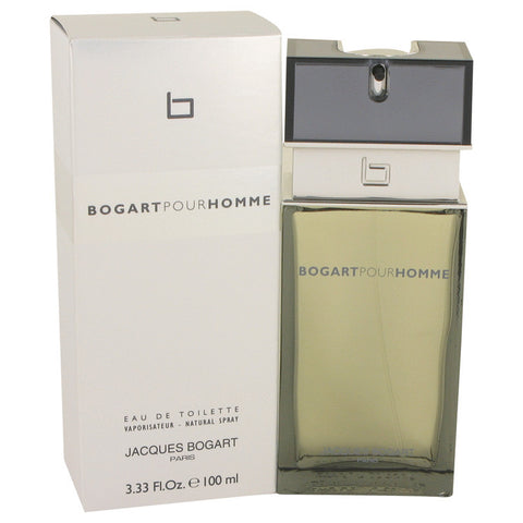 Bogart Pour Homme by Jacques Bogart All Over Shampoo 3.4 oz Men