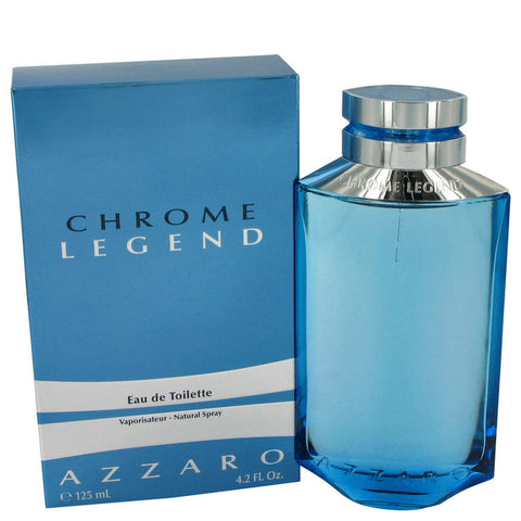 Chrome Legend by Azzaro Vial (sample) .05 oz Men