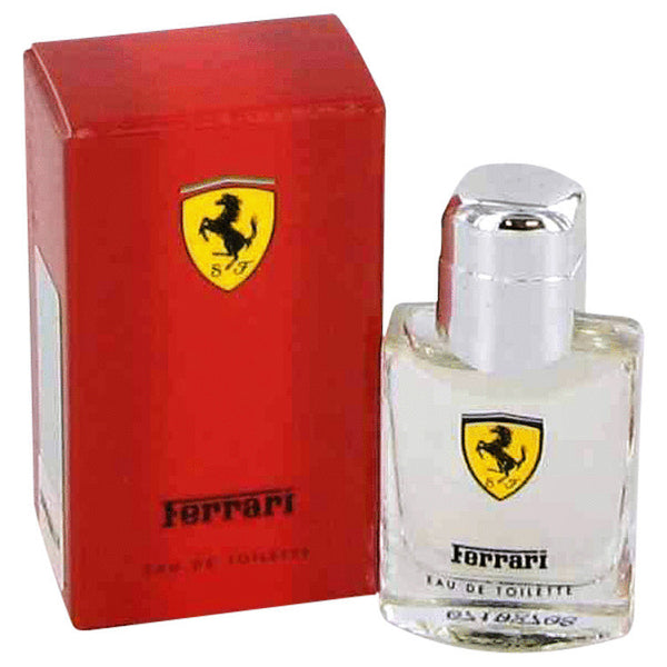 FERRARI RED by Ferrari Mini EDT .13 oz Men - Fragrance And Gift