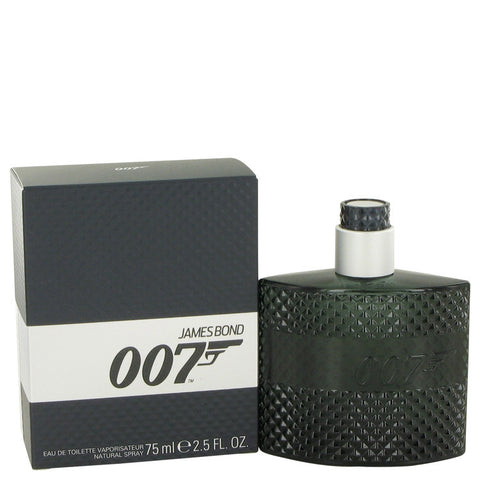 007 by James Bond Eau De Toilette Spray 1.6 oz Men