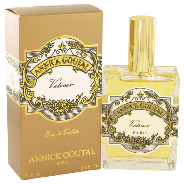 Annick Goutal Vetiver Cologne by Annick Goutal Cologne Spray (Unisex) 1.7 oz Men - Fragrance And Gift