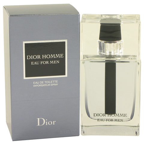 Dior Homme Eau by Christian Dior After Shave Lotion 3.4 oz Men