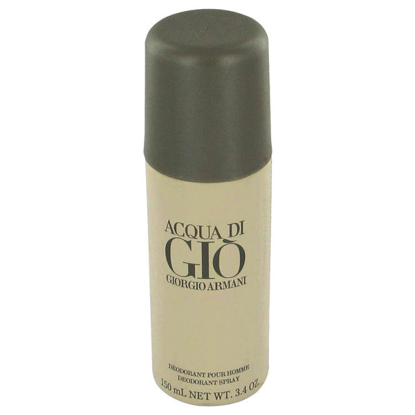 ACQUA DI GIO by Giorgio Armani Deodorant Spray (Can) 3.4 oz Men - Fragrance And Gift