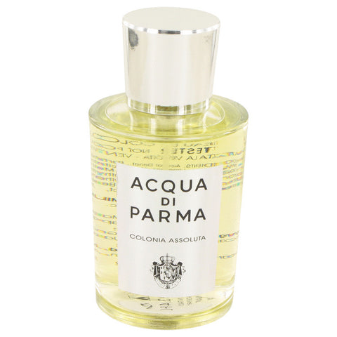 Acqua Di Parma Colonia Assoluta by Acqua Di Parma Eau De Cologne Spray (Tester) 3.4 oz Men
