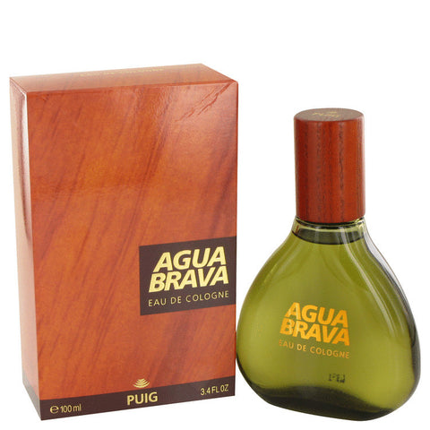 AGUA BRAVA by Antonio Puig Cologne 3.4 oz Men