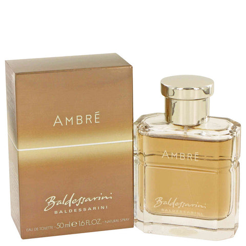 Baldessarini Ambre by Hugo Boss Eau De Toilette Spray 1.7 oz Men
