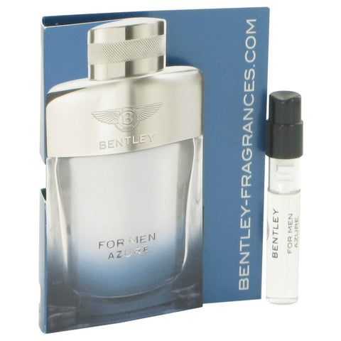 Bentley Azure by Bentley Vial (sample) .05 oz Men