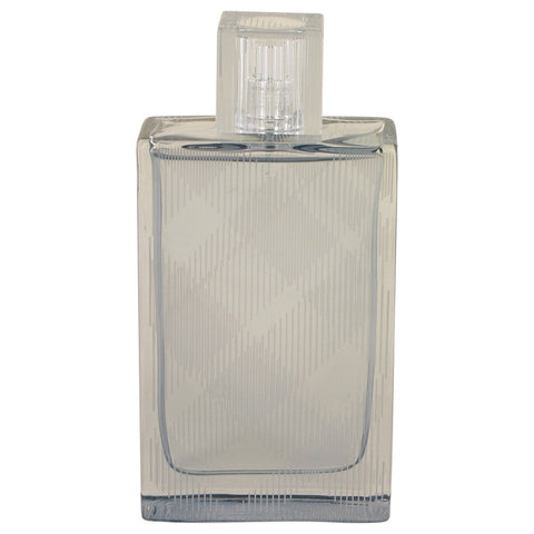 Burberry Brit Splash by Burberry Eau De Toilette Spray (Tester) 3.3 oz Men