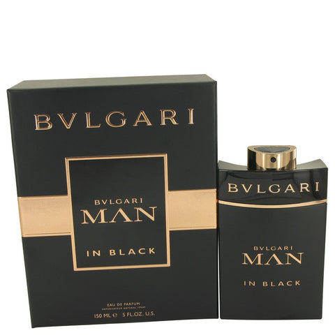 Bvlgari Man In Black by Bvlgari Eau De Parfum Spray 5 oz Men