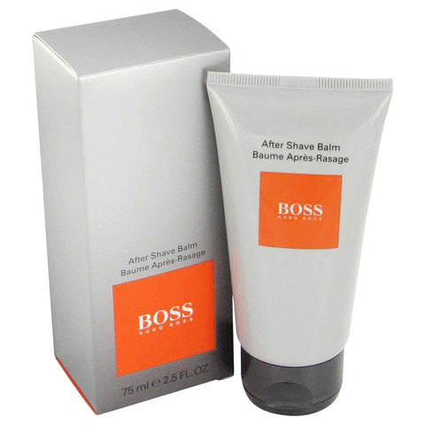 Boss In Motion by Hugo Boss After Shave Balm 2.5 oz Men