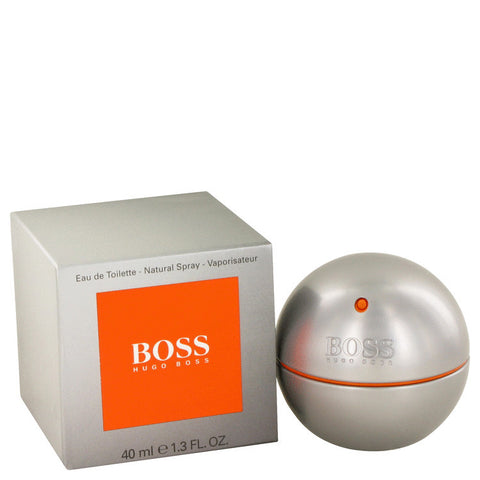 Boss In Motion by Hugo Boss Eau De Toilette Spray 1.3 oz Men
