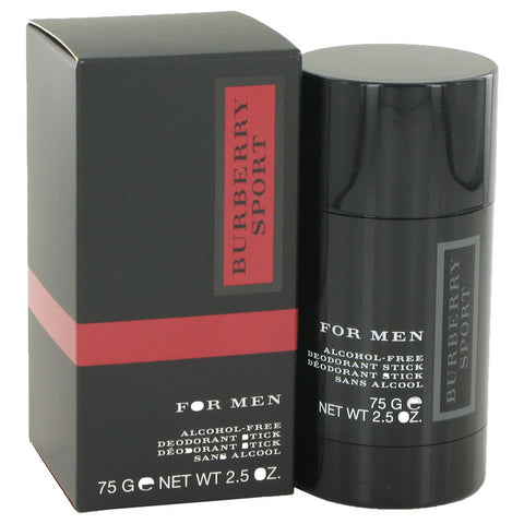 Burberry Sport by Burberry Deodorant Stick (Alcohol Free) 2.5 oz Men