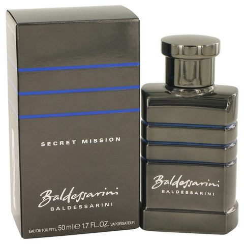 Baldessarini Secret Mission by Baldessarini Eau De Toilette Spray 1.7 oz Men