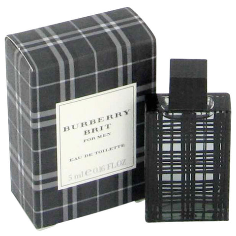 Burberry Brit by Burberry Mini EDT .14 oz Men