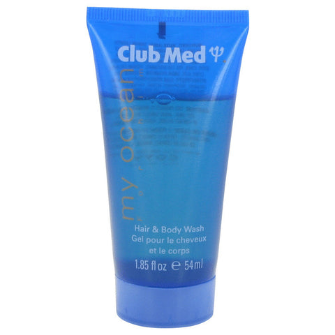 Club Med My Ocean by Coty Body Wash 1.85 oz Men
