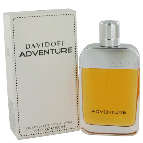 Davidoff Adventure by Davidoff Eau De Toilette Sptay (Tester) 3.4 oz Men