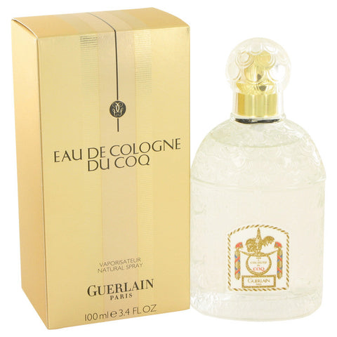 Du Coq by Guerlain Eau De Cologne Spray 3.4 oz Men
