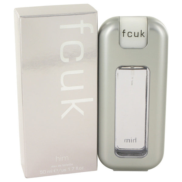 FCUK Cologne by French Connection EDT Spray 1.7 oz Men - Fragrance And Gift