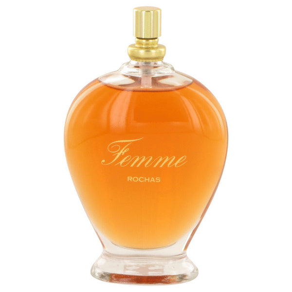 FEMME ROCHAS Perfume by Rochas EDT Spray (Tester) 3.3 oz Women - Fragrance And Gift