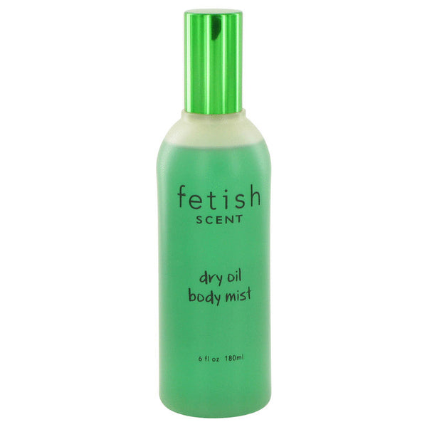 FETISH by Dana Dry Oil Body Mist 6 oz Women - Fragrance And Gift
