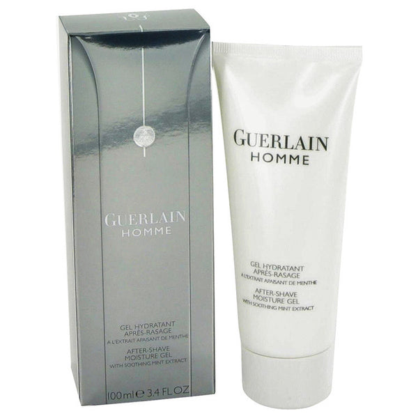 Guerlain Homme by Guerlain After Shave Gel 3.4 oz Men - Fragrance And Gift