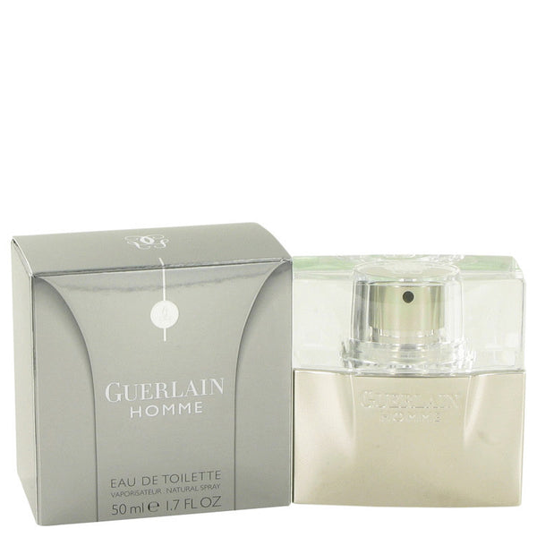 Guerlain Homme by Guerlain Eau De Toilette Spray 1.7 oz Men - Fragrance And Gift