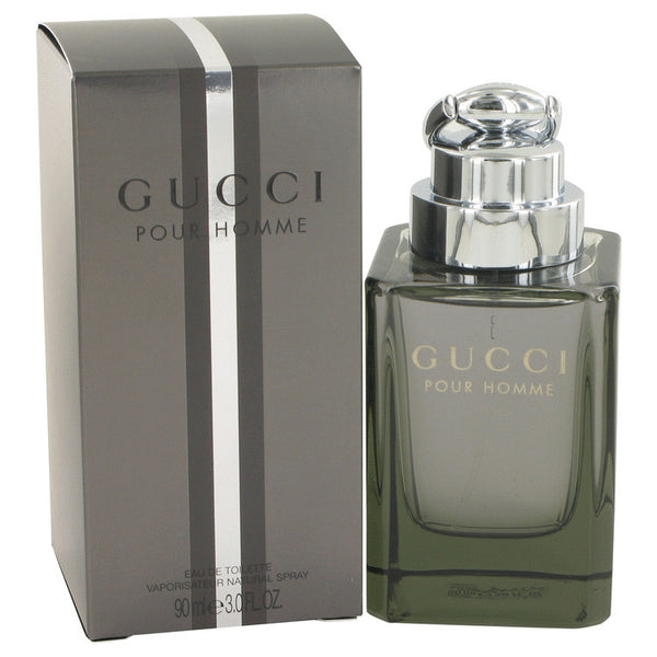 Gucci (New) by Gucci Eau De Toilette Spray 3 oz Men - FragranceAndGift