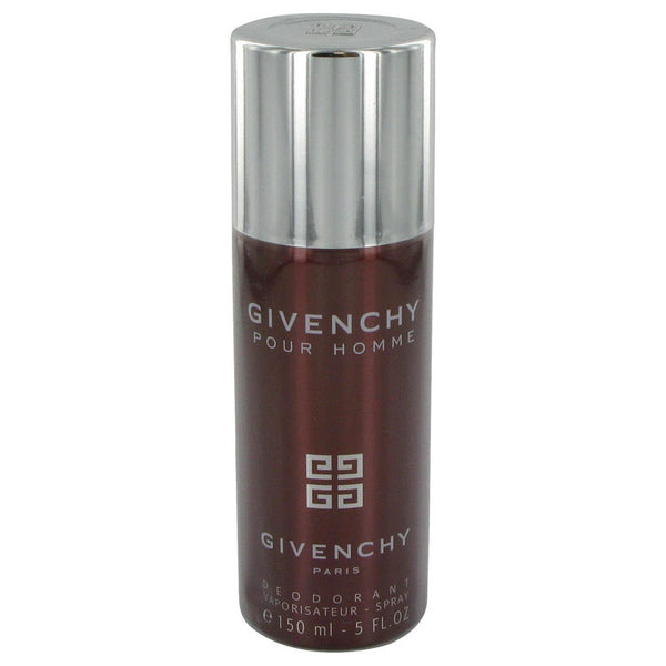 Givenchy (Purple Box) by Givenchy Deodorant Spray 5 oz Men - FragranceAndGift