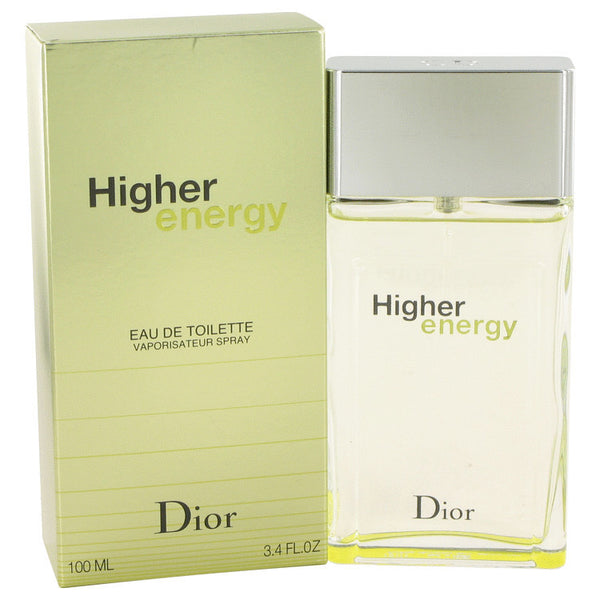 Higher Energy by Christian Dior Eau De Toilette Spray 3.3 oz Men - Fragrance And Gift