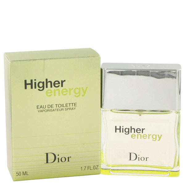 Higher Energy by Christian Dior Eau De Toilette Spray 1.7 oz Men - Fragrance And Gift