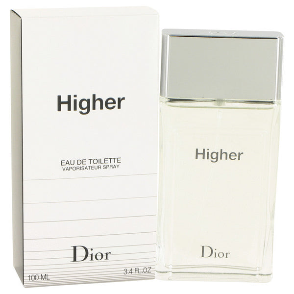 HIGHER by Christian Dior Eau De Toilette Spray 3.4 oz Men - FragranceAndGift