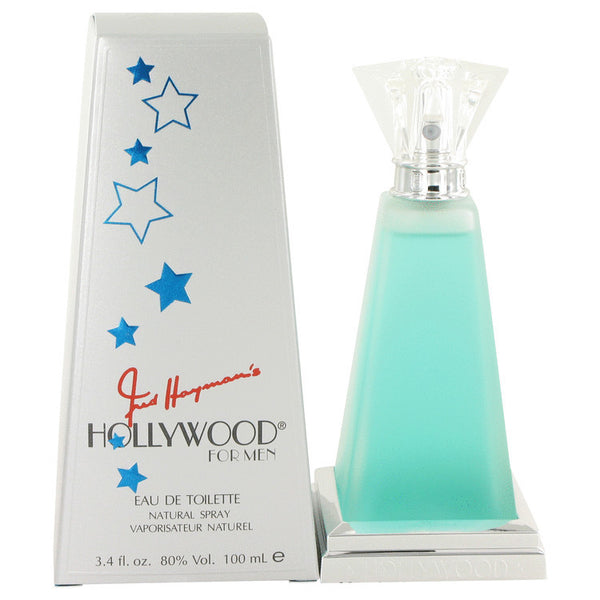 HOLLYWOOD by Fred Hayman Eau De Toilette Spray 3.4 oz Men - Fragrance And Gift