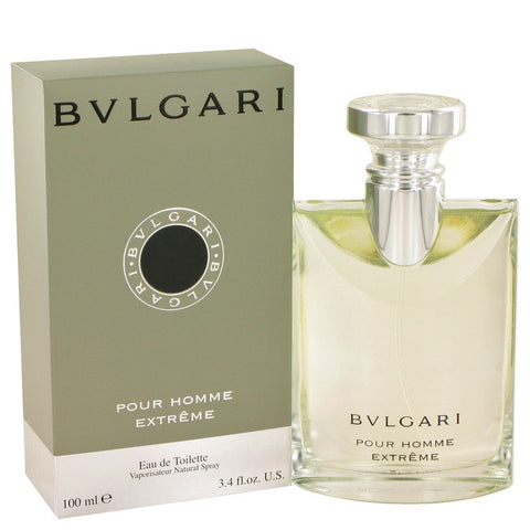 BVLGARI EXTREME (Bulgari) by Bvlgari Eau De Toilette Spray 3.4 oz Men