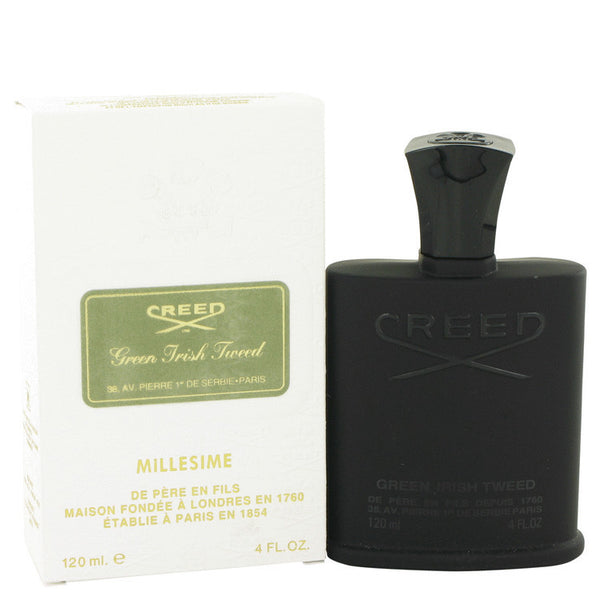 GREEN IRISH TWEED by Creed Millesime Spray 4 oz Men - Fragrance And Gift
