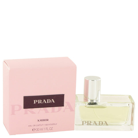 Prada Amber by Prada Eau De Parfum Spray 1 oz Women