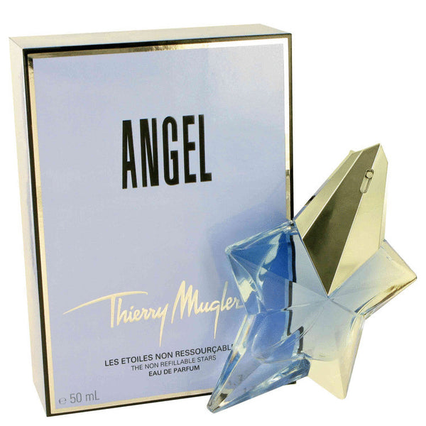 ANGEL by Thierry Mugler Eau De Parfum Spray 1.7 oz Women - Fragrance And Gift