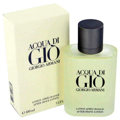 ACQUA DI GIO by Giorgio Armani After Shave 3.3 oz Men