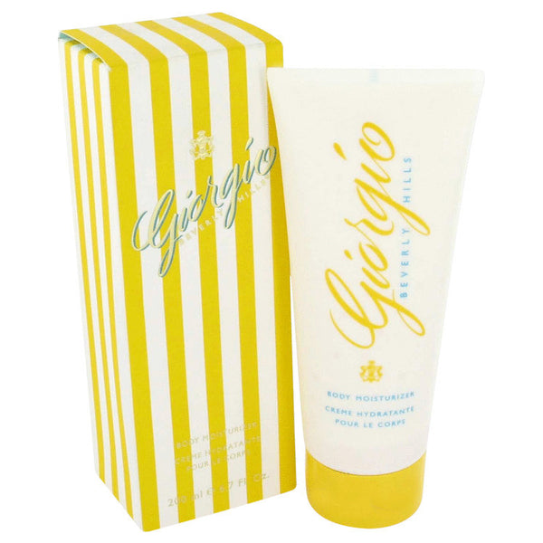 GIORGIO by Giorgio Beverly Hills Body Lotion 6.7 oz Women - Fragrance And Gift