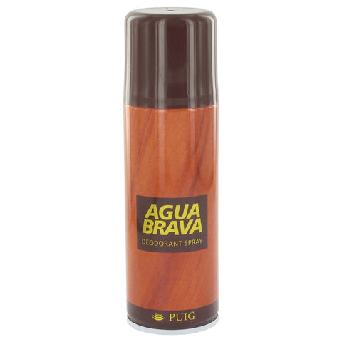 AGUA BRAVA by Antonio Puig Deodorant Spray 6.8 oz Men