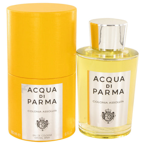 Acqua Di Parma Colonia Assoluta by Acqua Di Parma Eau De Cologne Spray 6 oz Men