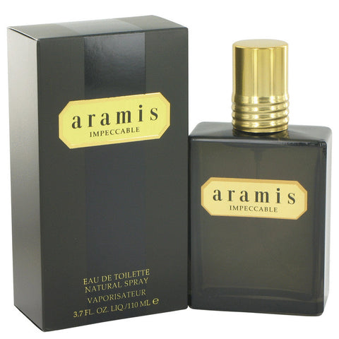 Aramis Impeccable by Aramis Eau De Toilette Spray 3.7 oz Men