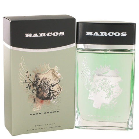 Barcos by YZY Perfume Eau De Parfum Spray 2.8 oz Men