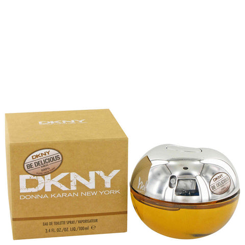 Be Delicious Cologne by Donna Karan EDT Spray 3.4 oz Men