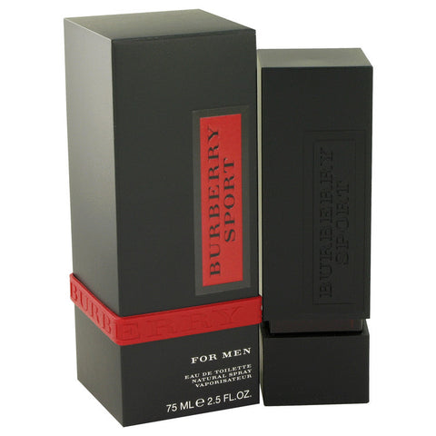 Burberry Sport by Burberry Eau De Toilette Spray 2.5 oz Men