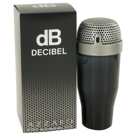 DB Decibel by Azzaro Eau De Toilette Spray 3.4 oz Men