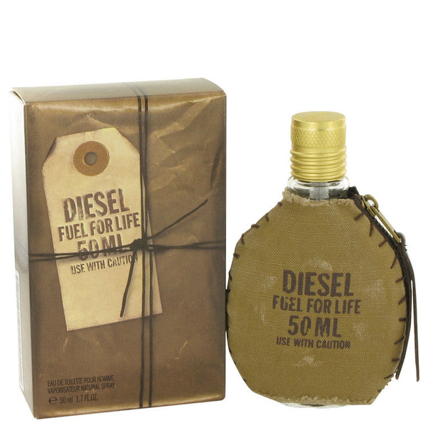 Fuel For Life by Diesel Eau De Toilette Spray 1.7 oz Men - Fragrance And Gift
