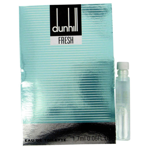 Dunhill Fresh Cologne by Alfred Dunhill Vial (sample) .06 oz Men