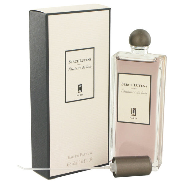 Feminite Du Bois by Serge Lutens Eau De Parfum Spray (Unisex) 1.69 oz Women - Fragrance And Gift