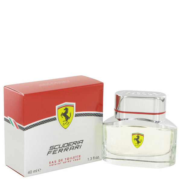 Ferrari Scuderia by Ferrari Eau De Toilette Spray 1.3 oz Men - Fragrance And Gift